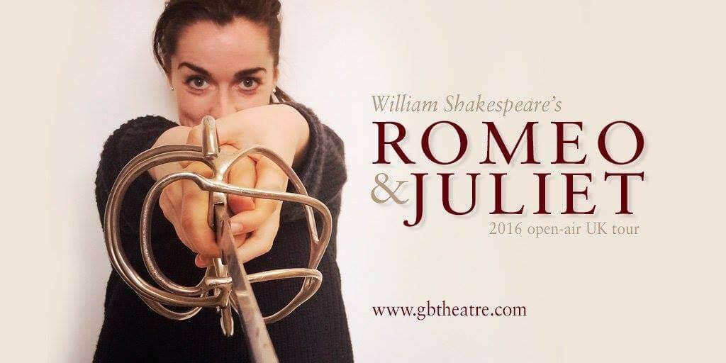 GB Theatre – Romeo & Juliet - Saturday August 20th