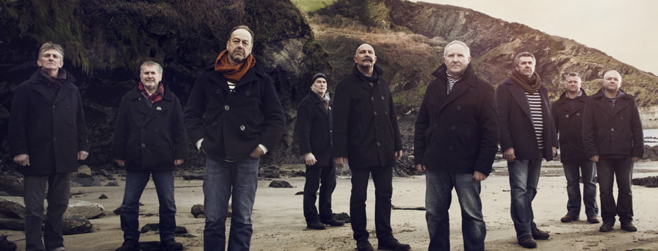 The Fisherman's Friends - Saturday 6th August