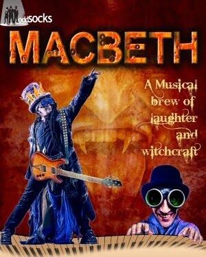 Macbeth - Saturday August 27th