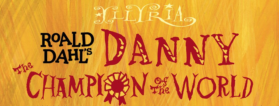 Danny Champion of the World - Wednesday 27th July