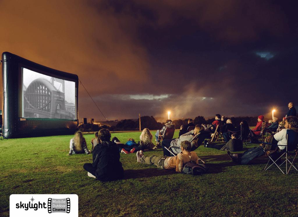Outdoor Cinema Reservoir Dogs Penlee Park Open Air Theatre