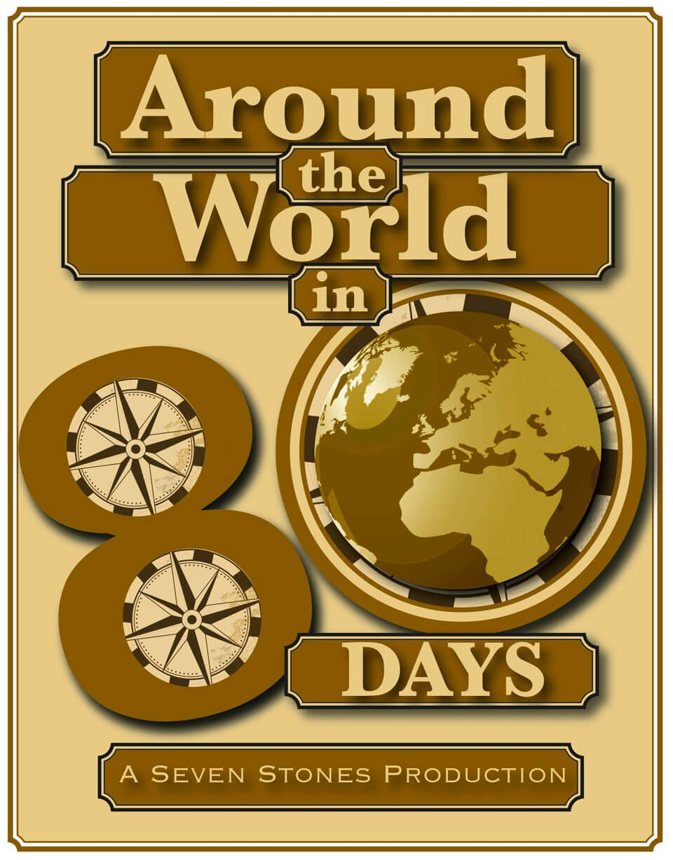 Around The World In 80 Days - Friday June 15th