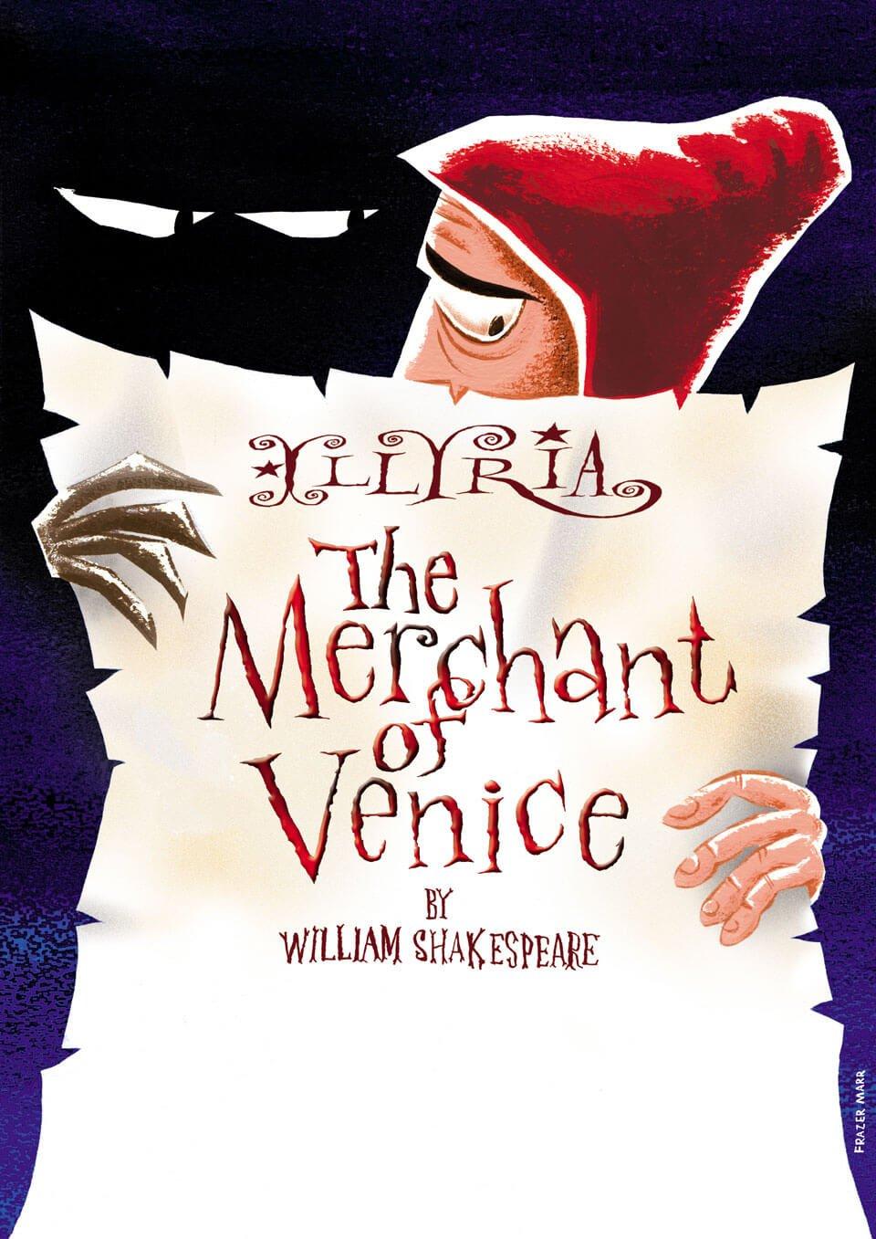 Illyria – The Merchant of Venice - Sunday July 29th