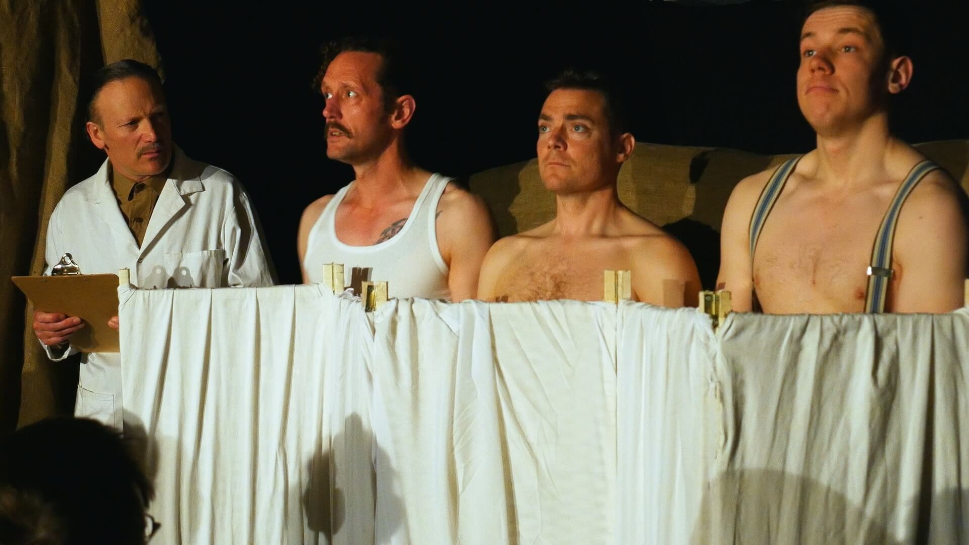 NorthSouth Theatre – Pals - Wednesday September 19th