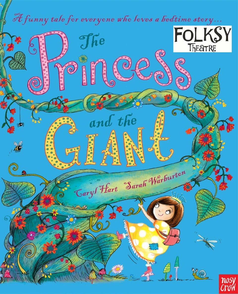 Folksy Theatre – The Princess & The Giant - Thursday August 2nd