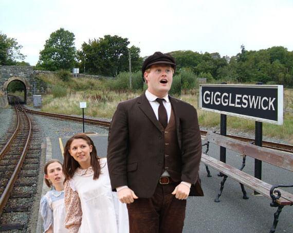 The Railway Children - Monday August 27th