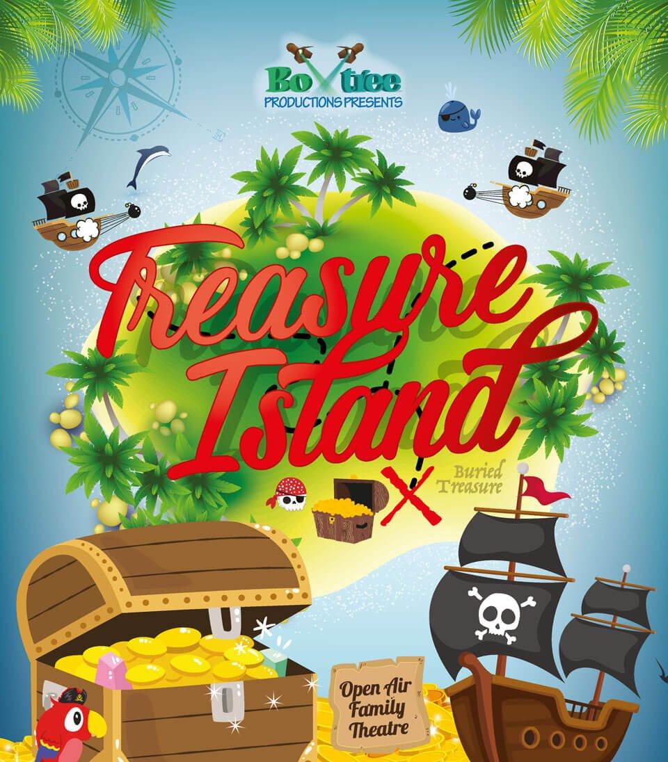 Boxtree Theatre – Treasure Island - Friday August 17th