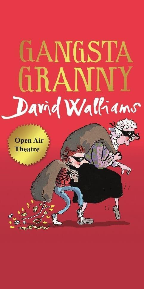 Gangsta Granny - Monday May 27th