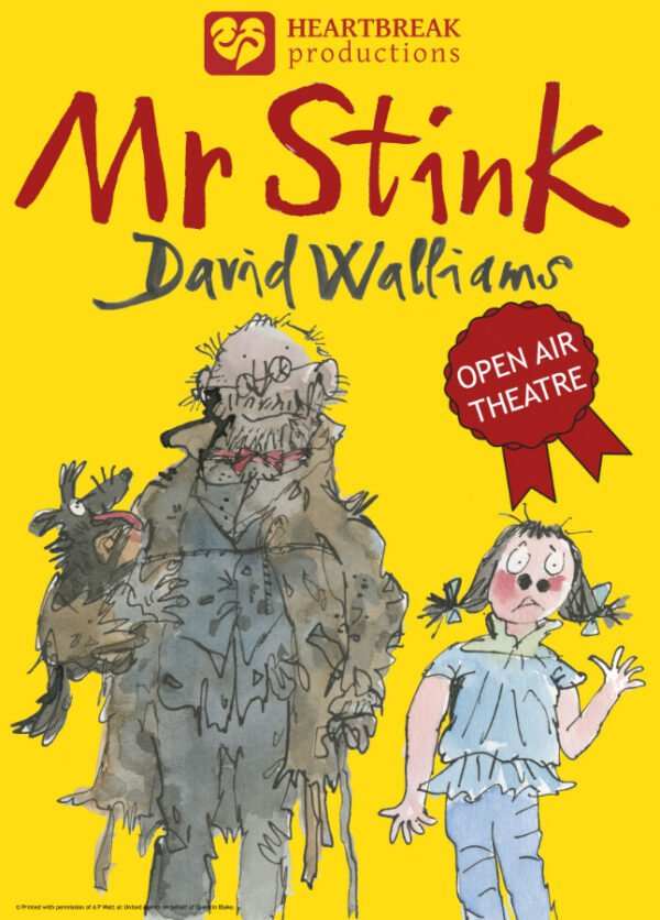 Poster for Mr Stink