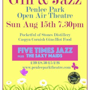 Poster for Gin & Jazz